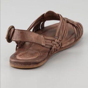 Frye Shoes - Frye Jacey Huarache Sling back Sandal